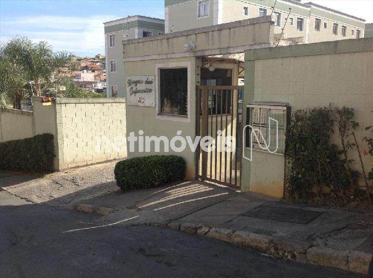 Apartamento, Sapucaia, 2 Quartos, 1 Vaga