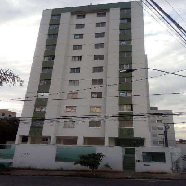 Apartamento, vila santa luzia, 2 quartos, 1 vaga