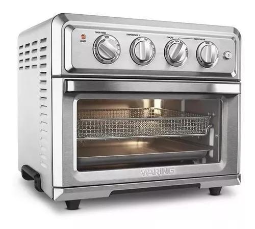 Forno elétrico ovenfryer polishop by waring 220v