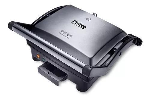 Grill super duo inox philco pr