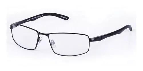 Armação oculos grau mormaii 152943255 titanio preto fosco