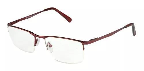 Armação óculos grau rayban fio nylon parafusado metal