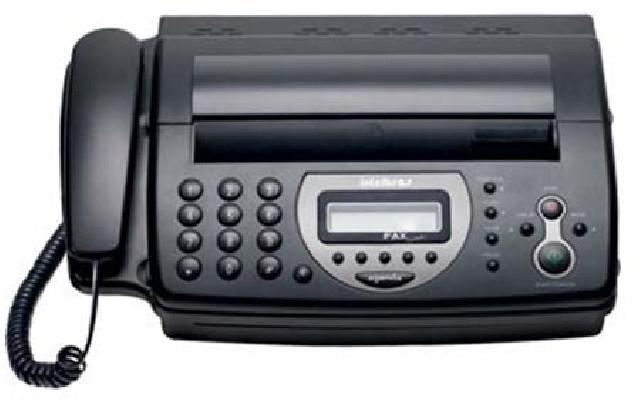 Assistência técnica de fax