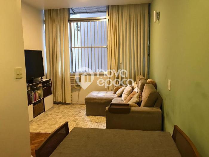 Copacabana, 1 quarto, 58 m² rua barata ribeiro, copacabana,