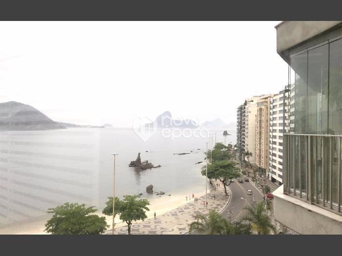 Icaraí, 4 quartos, 3 vagas, 189 m² avenida jornalista