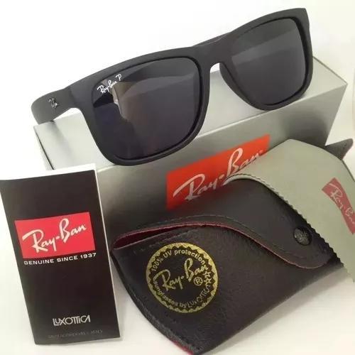 Oculos de sol quadrado classico polarizado cores variadas