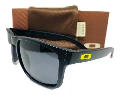 Oculos de sol quadrado hlbrok masculino 100% polarizado