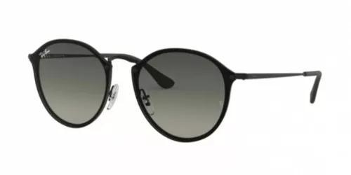 Oculos de sol ray ban blaze round rb3574n preto