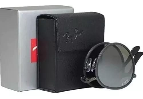 Oculos de sol ray ban dobravel rb3517 - preto