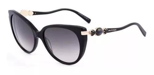 Oculos sol ana hickmann ah9192 a01 preto lente cinza