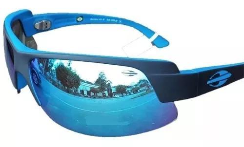 Oculos sol mormaii gamboa air 3 44103312 azul espelhado