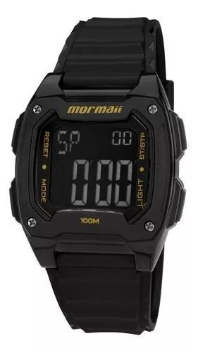 Relógio masculino mormaii acqua mo11516b/8y loja