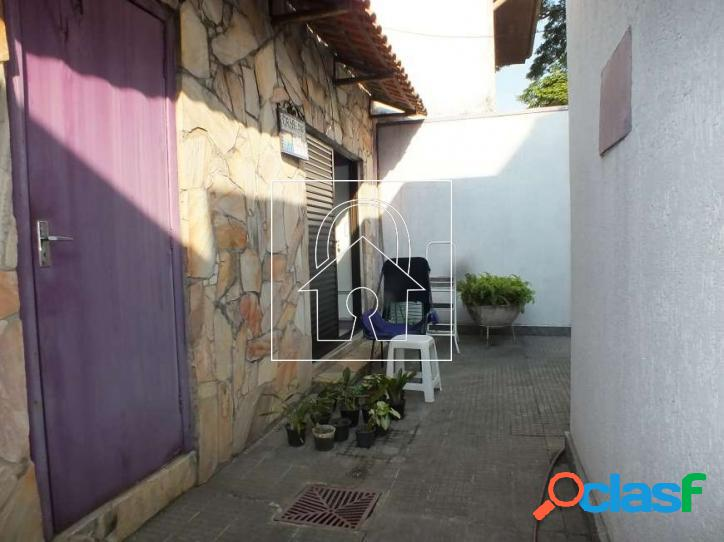 Casa térrea à venda com 190m² no Planalto Paulista 2