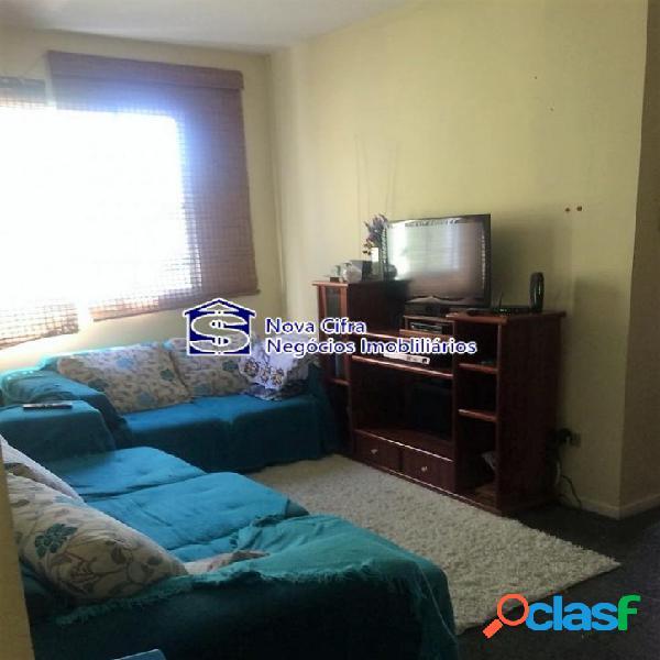 Apartamento 2 Dormitórios no Centro de SJC - 52m²