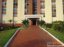 Apart Hotel com 1 quarto para alugar no bairro Lago Norte,