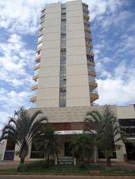 Apart hotel com 1 quarto para alugar no bairro sul, 40m²