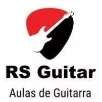 Aulas de guitarra e violão online