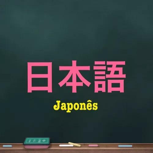 Aulas particulares de japonês