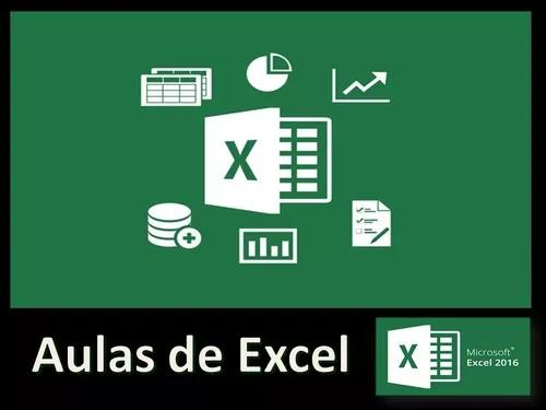 Aulas particulares de ms excel (via skype ou hangouts video)