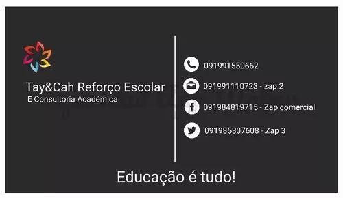 Aulas particulares de português e redação a domicilio