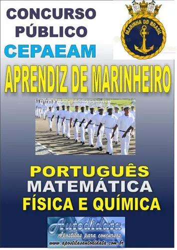 Conteúdo exclusivo para o concurso de aprendizes marinheiro