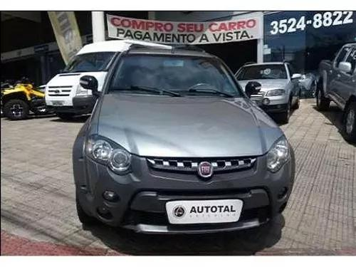 Fiat palio weekend adventure dualogic 1.8 flex