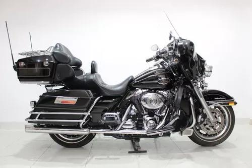 Harley davidson ultra electra glide classic 2008 preta