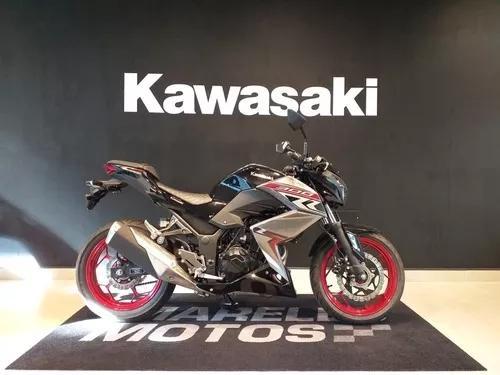 Kawasaki z300 - promoção doc total grátis - juliana