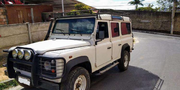 Land rover defender 110 tdi sw diesel