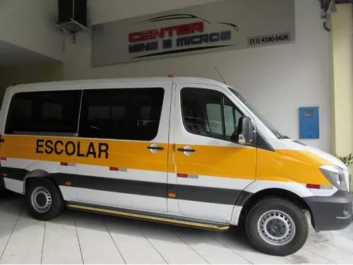 Mercedes-benz sprinter van escolar
