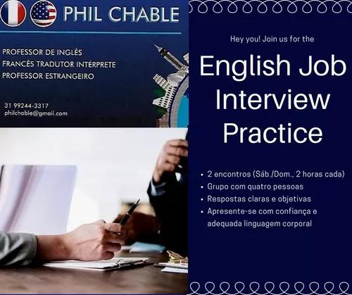 Phil chable professor ingles / frances online nativo