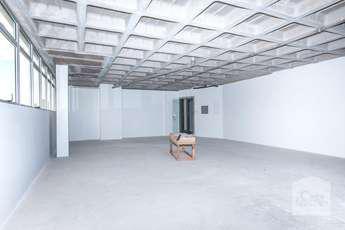 Sala para alugar no bairro santo agostinho, 97m²