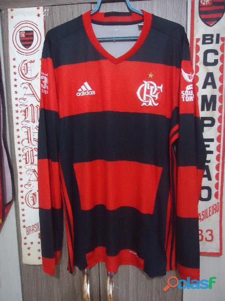Camisa flamengo ( 35 anos do mundial / nº 4 ) )