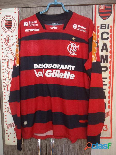Camisa flamengo ( thiago neves )