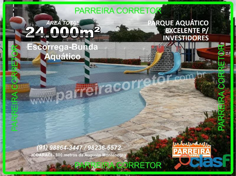 Vendo area de 24.000m² com toda infraestrutura do parque aquatico vivara