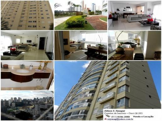 Apartamento de 280 m2., vila andrade – morumbi, 4 vagas e