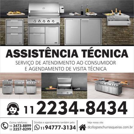 Assistência técnica dcs eletrodomésticos