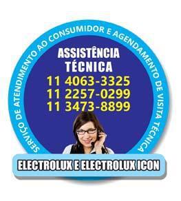 Assistência Técnica Electrolux Grande São Paulo melhor