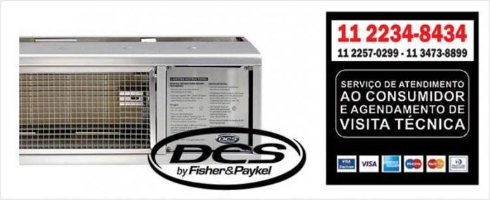 Assistência Técnica aquecedores DCS