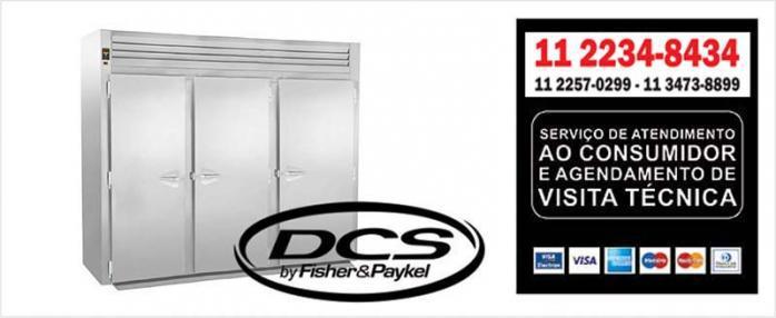 Assistência técnica gaveta refrigerada e aquecida dcs