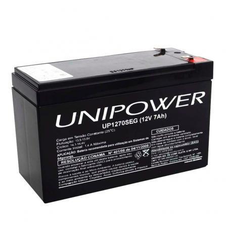 Bateria unipower original durabilidade e confiança.