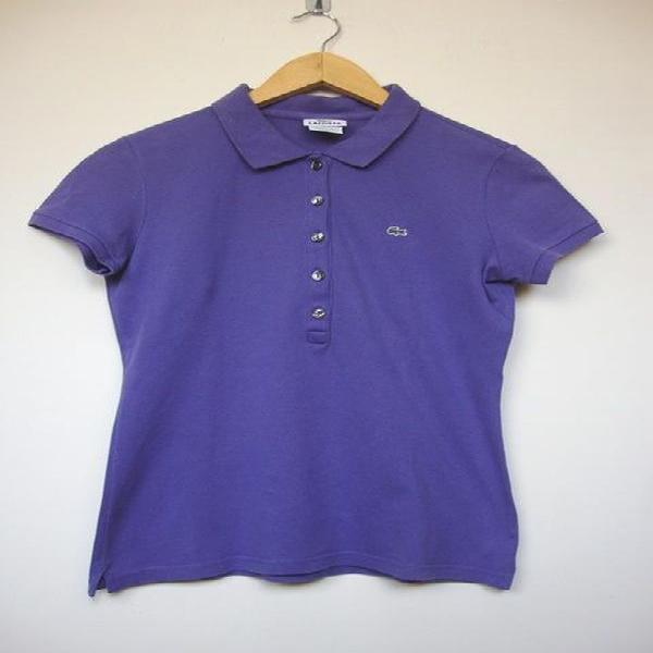 Camiseta pólo lacoste - 40