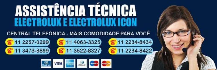 Electrolux assistência técnica zona sul para