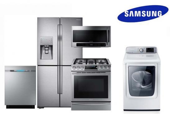 Problemas com eletrodoméstico na lavanderia ou cozinha