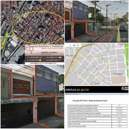 Sobrado residencial na vila são josé – ipiranga - rua