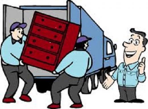 Transportamos em caminhão baú sua mudança rj flamengo