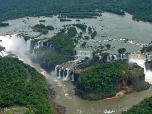 Iguaçu serviços personalizados, translados e passeios às