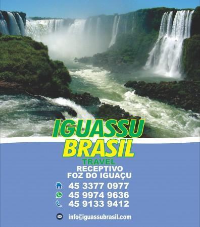 Iguaçu, transporte turisticos.