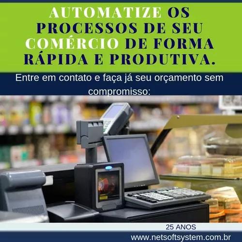 Automação comercial (lojas