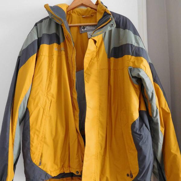 Columbia parka vertex original - jaqueta de esqui